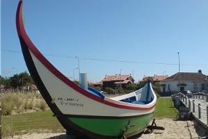 Barco de Pesca Xávega