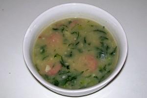 Caldo Verde_sopa típica portuguesa