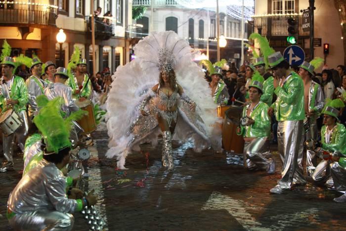 Carnaval no Funchal - Ilha da Madeira