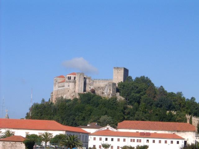 Leiria com o Castelo no Topo