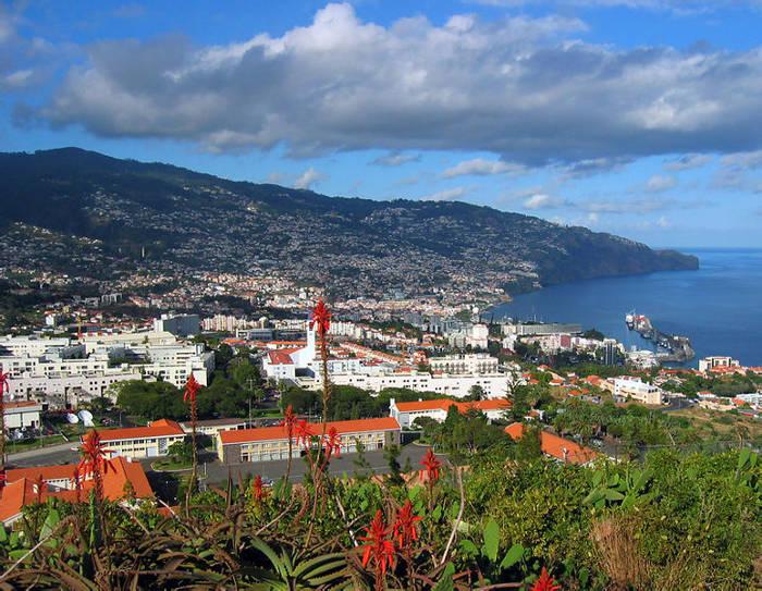 Funchal_Pico_da_Cruz_By Ville Koistinen