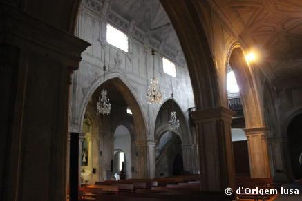 Interior da Sé Catedral