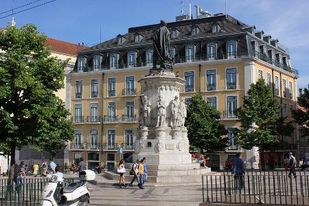 Praça do Largo de Camões
